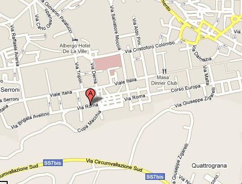 Visualizza la Mappa in Google Maps
